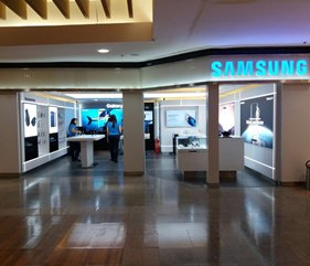 Samsung – Shopping Plaza – Recife